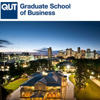 QUT Graduate School of Business Series podcast