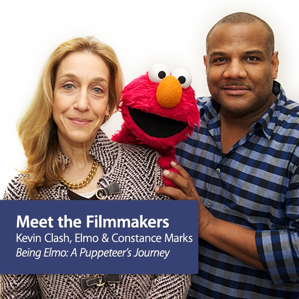 "Kevin Clash, Elmo, and Constance Marks - ""Being Elmo: A Puppeteer's Journey"": Meet the Filmmakers"