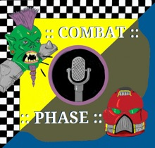 Cover image of Combat Phase