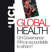 Global Health Governance - Video podcast