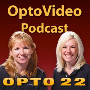 OptoVideo Podcast from Opto 22
