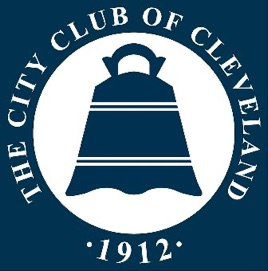 The City Club of Cleveland Podcast: September 25, 2019