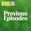 ESL Podcast - Previous Episodes - Center for Educational Development