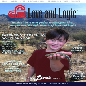 Love and Logic - Solutions for parents and teachers