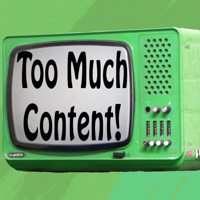 Too Much Content podcast