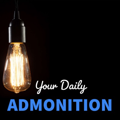 Good For Necessary Edification - Admonition 285