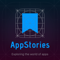 Podcast cover art for AppStories