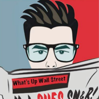 What's Up Wall Street podcast