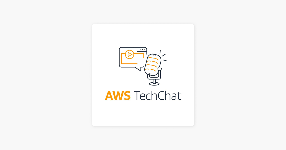 AWS TechChat en Apple Podcasts