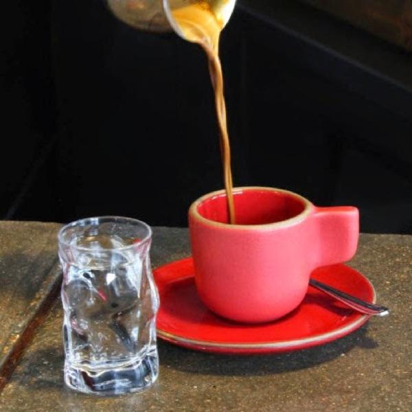 Enjoyin' Some Coffee with Scott Carey