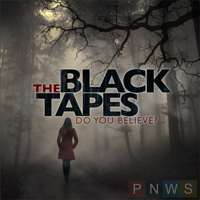 Podcast cover art for The Black Tapes
