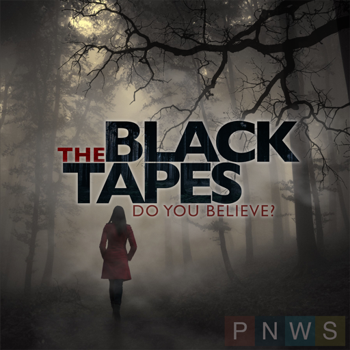 Cover image of The Black Tapes