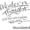 Western Thought artwork