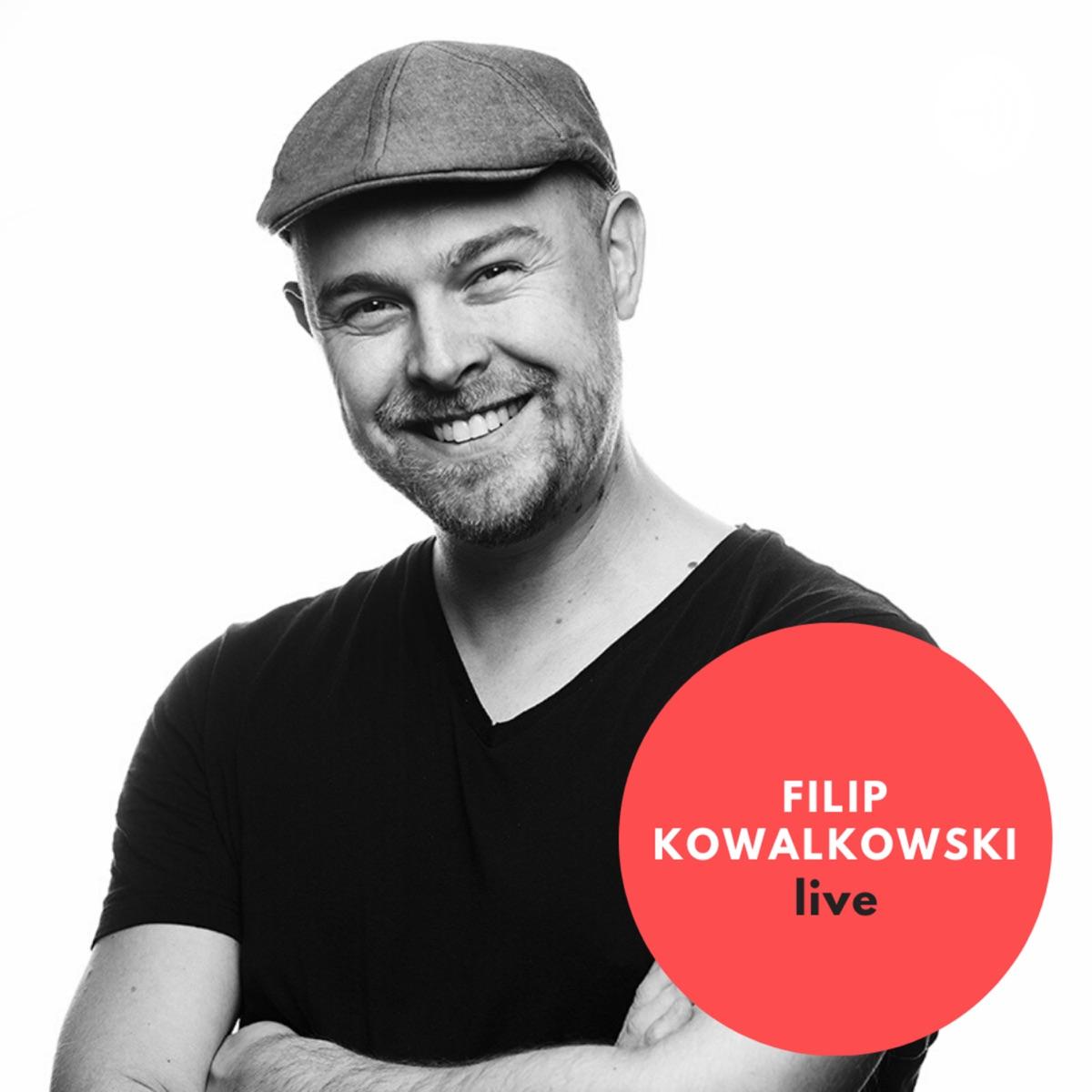Filip Kowalkowski Live i fotografia