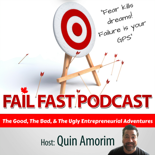 Cover image of Fail Fast Podcast