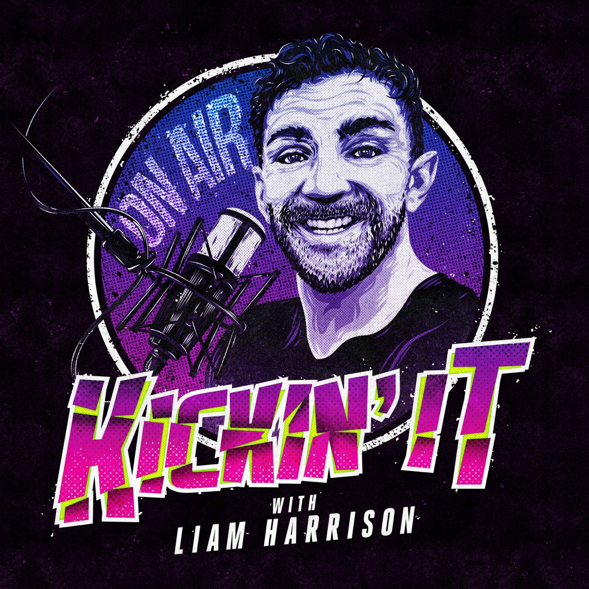 Kickin' It With Liam Harrison Podcast