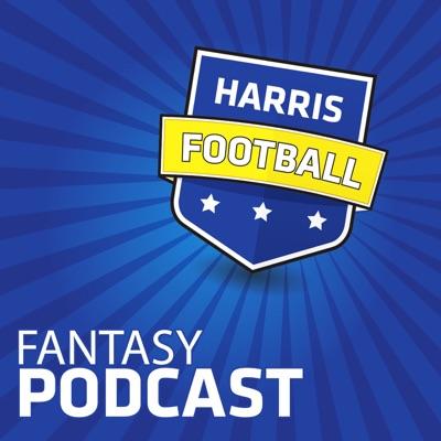 Harris Fantasy Football Podcast:HarrisFootball.com