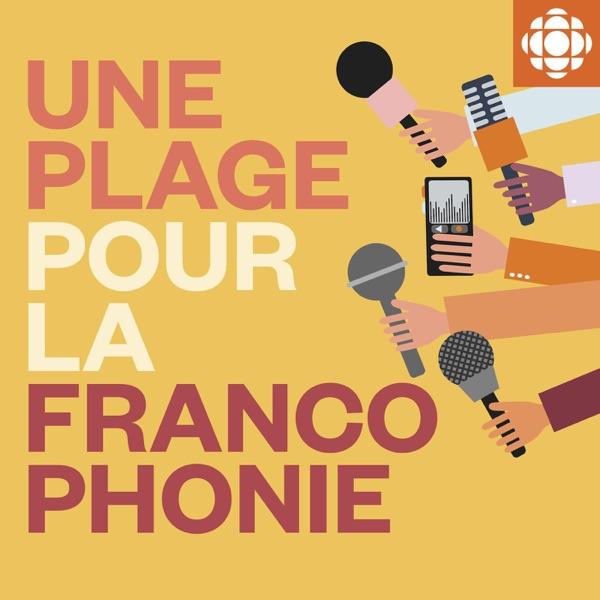 Une plage pour la francophonie