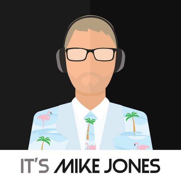 It's Mike Jones