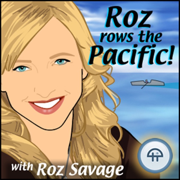 Roz Rows the Pacific (MP3)