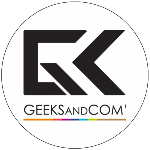 Les podcasts de Geeks and Com' - Jeux vidéo   Nouvelles technologies   Comics   Culture Geek