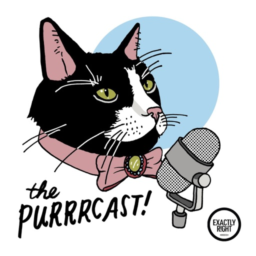 Cover image of The Purrrcast