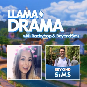 Llama Drama: A Podcast About The Sims