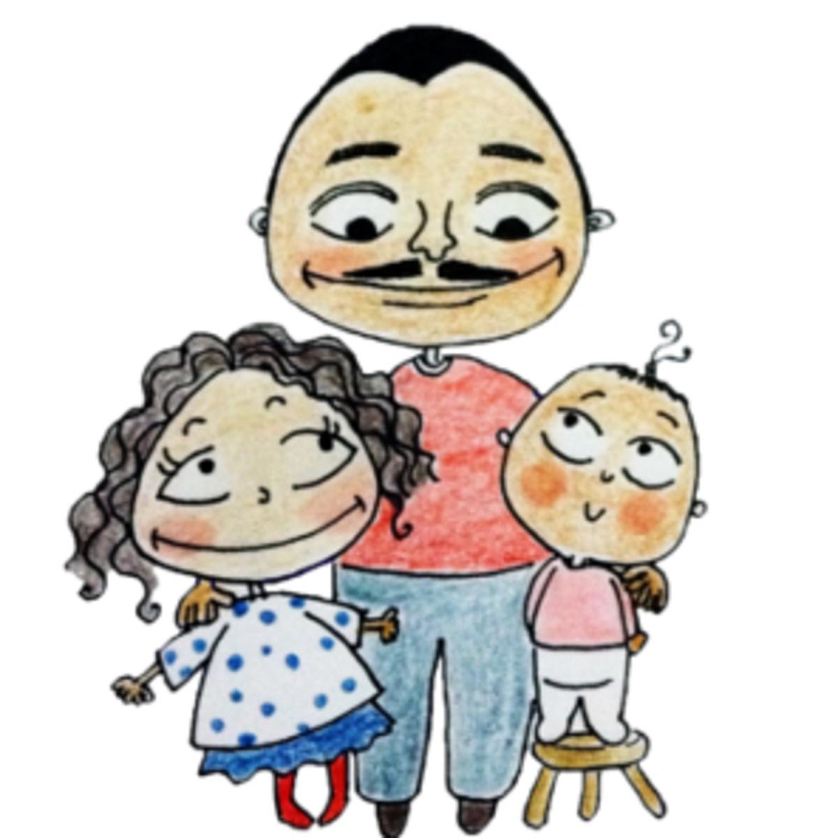 Baba-Kız Siirleri