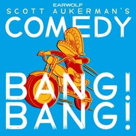 podcast artwork for Comedy Bang Bang