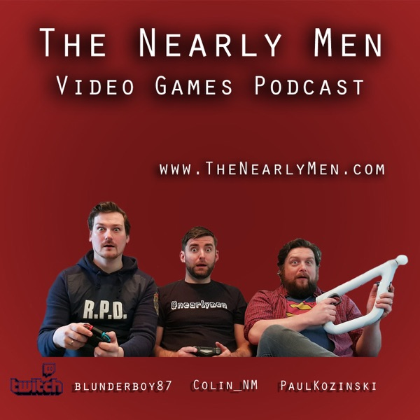 The Nearly Men Video Games Podcast