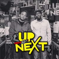 Podcast cover art for Up Next