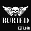 Buried artwork