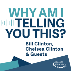 Why Am I Telling You This? podcast