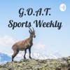 G.O.A.T. Sports Weekly artwork