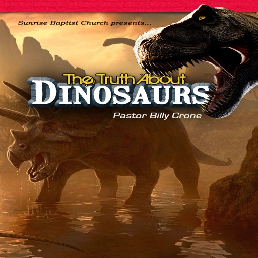 Cover image of The Truth About Dinosaurs - Audio