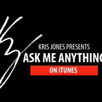 Ask me Anything with Kris Jones podcast