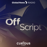 Podcast cover art for Off Script