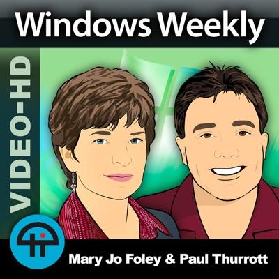 Windows Weekly (Video HD):TWiT