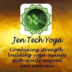 Baptiste Power Yoga with Jennifer Huber