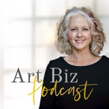 Image of Art Biz Podcast podcast