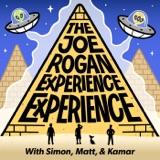 Image of The Joe Rogan Experience Experience podcast