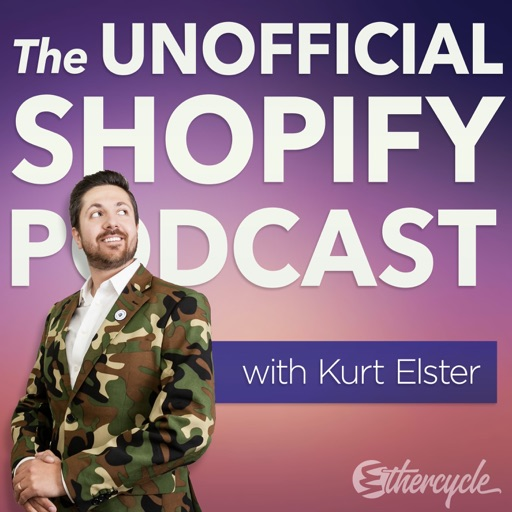 Cover image of The Unofficial Shopify Podcast