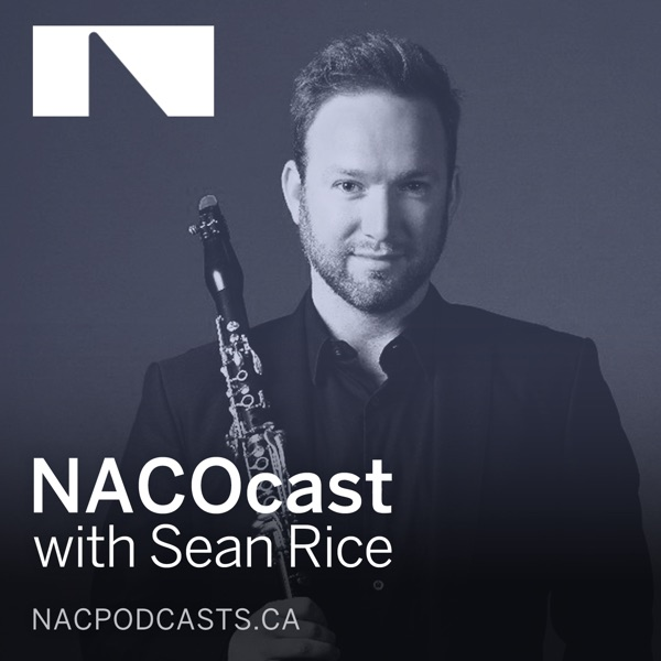 NACOcast: Classical music podcast with Sean Rice podcast show image
