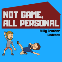 Not Game, All Personal podcast