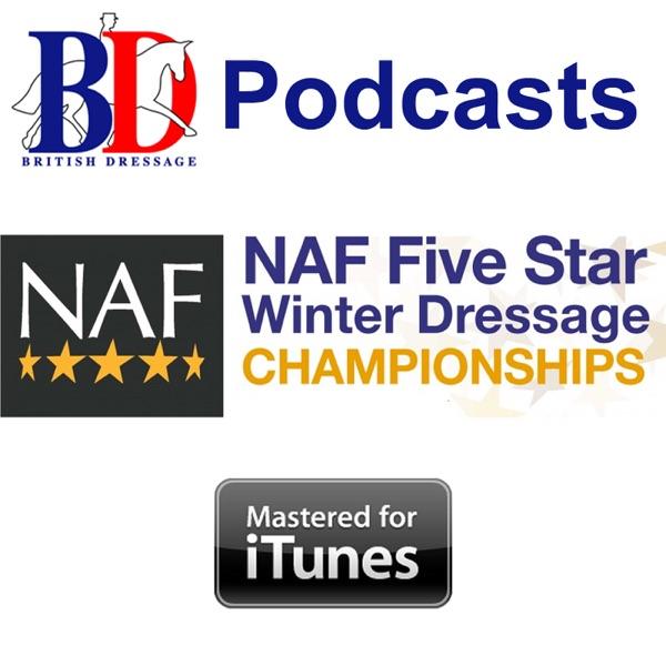 NAF Five Star Winter Dressage Championships 2019, 3 - 7 April