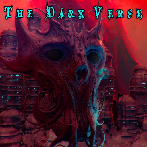 Cover image of The Dark Verse