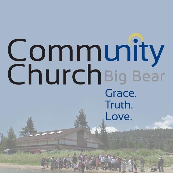 Community Church Big Bear