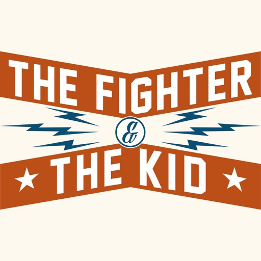 Cover image of The Fighter & The Kid