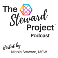 Podcast cover art for The Steward Project