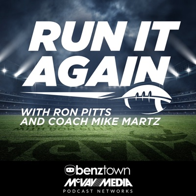 Run It Again:Benztown + McVay Media Podcast Networks